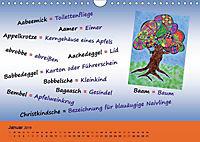 De Hessisch-Kalenner - hessisch babbele lerne in aam Johr (Wandkalender 2019 DIN A4 quer) - Produktdetailbild 13