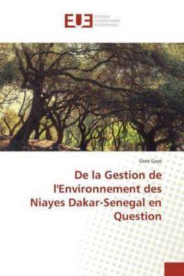 De la Gestion de l'Environnement des Niayes Dakar-Senegal en Question, Gora Gaye