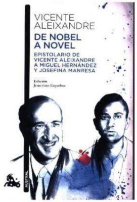 De Nóbel a Novel, Vicente Aleixandre