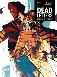 Dead Letters: Dead Letters, Issue 2, Christopher Sebela