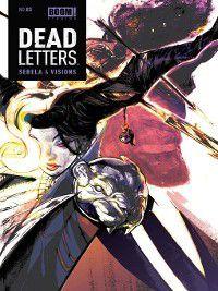 Dead Letters: Dead Letters, Issue 3, Christopher Sebela