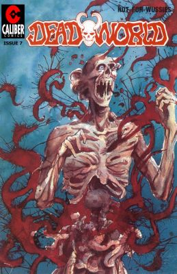 Deadworld: Deadworld #7, Stuart Kerr