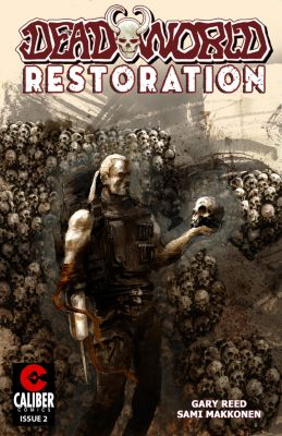 Deadworld: Restoration: Deadworld: Restoration #2, Gary Reed