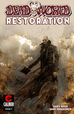 Deadworld: Restoration: Deadworld: Restoration #5, Gary Reed