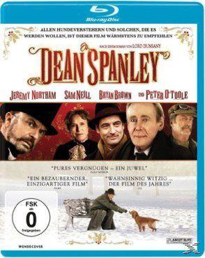 Dean Spanley, Lord Dunsany, Alan Sharp