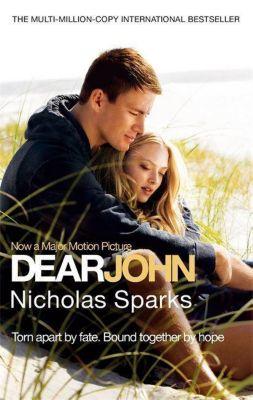 Dear John, Film Tie-In, Nicholas Sparks
