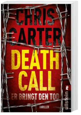 Death Call - Er bringt den Tod, Chris Carter