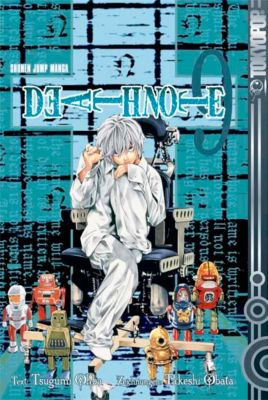Death Note, Tsugumi Ohba, Takeshi Obata
