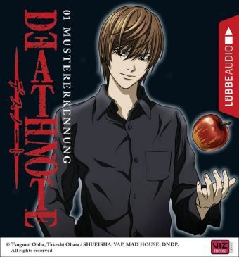 Death Note - Folge 01, 1 Audio-CD, Tsugumi Ohba, Jonathan Clements