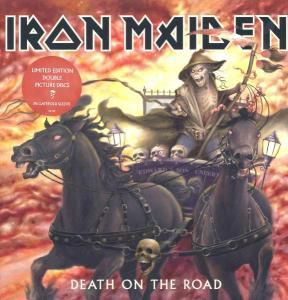 Death On The Road (Live) (Vinyl), Iron Maiden