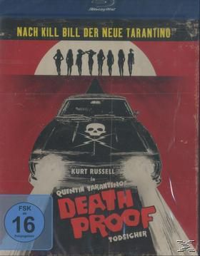 Death Proof - Todsicher, Quentin Tarantino