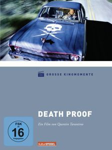 Death Proof: Todsicher - Große Kinomomente, Quentin Tarantino