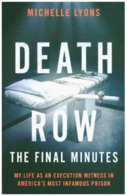 Death Row: The Final Minutes, Michelle Lyons, Larry Fitzgerald