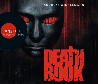 Deathbook, 6 Audio-CDs, Andreas Winkelmann