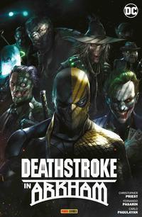 Deathstroke in Arkham -  pdf epub