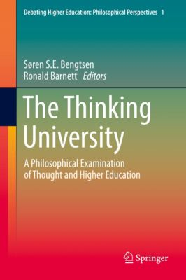 Debating Higher Education: Philosophical Perspectives: The Thinking University