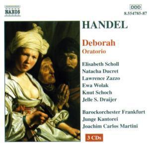 Deborah (Ga), Scholl, Junge Kantorei, Joachim Carlos Martini
