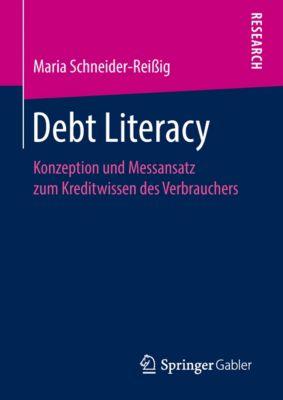 Debt Literacy, Maria Schneider-Reißig