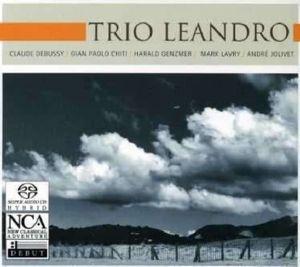 Debussy/Chiti: Kammermusikwerke, Trio Leandro