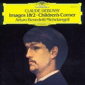Debussy: Images 1 & 2, Children's Corner, Arturo Benedetti Michelangeli