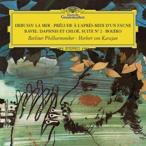 Debussy: La Mer, Prélude à L'après-midi d'un faune / Ravel: Daphnis & Chloé Suite No.2, Boléro, Herbert von Karajan, Bp