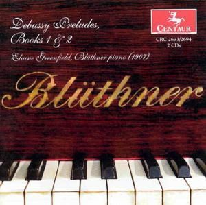 Debussys Klavier, Elaine Greenfield