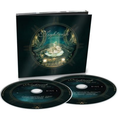 Decades - An Archive Of Song 1996-2015 (Earbook, 2 CDs), Nightwish