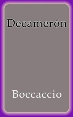 Decamerón, Boccaccio