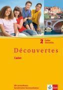 Découvertes, Cadet: Bd.2 Cadet: Cahier d' activites m. CD-ROM