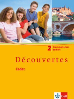 Découvertes, Cadet: Bd.2 Cadet: Grammatisches Beiheft