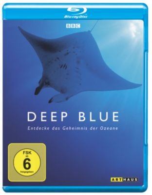 Deep Blue, Blu-ray