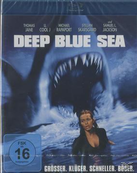 Deep Blue Sea, Duncan Kennedy, Donna Powers, Wayne Powers