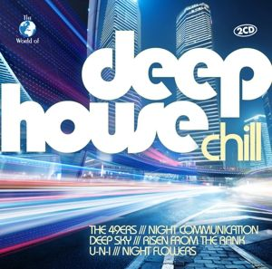Deep House Chill, Diverse Interpreten