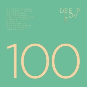 Deep Love 100 (2lp) (Vinyl), Diverse Interpreten