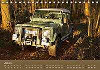 Defender für's Grobe (Tischkalender 2019 DIN A5 quer) - Produktdetailbild 7