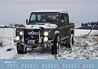 Defender für's Grobe (Tischkalender 2019 DIN A5 quer) - Produktdetailbild 1