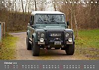 Defender für's Grobe (Tischkalender 2019 DIN A5 quer) - Produktdetailbild 10