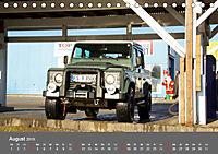 Defender für's Grobe (Tischkalender 2019 DIN A5 quer) - Produktdetailbild 8