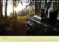 Defender für's Grobe (Tischkalender 2019 DIN A5 quer) - Produktdetailbild 6