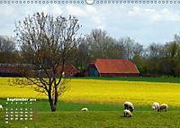 Deich - drauf, drüber, davor, dahinter (Wandkalender 2019 DIN A3 quer) - Produktdetailbild 9