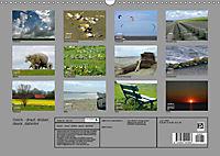 Deich - drauf, drüber, davor, dahinter (Wandkalender 2019 DIN A3 quer) - Produktdetailbild 13