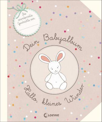 Dein Babyalbum - Hallo, kleines Wunder, Virginie Guyard