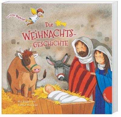 Dein kleiner Begleiter: Die Weihnachtsgeschichte, Dörte Beutler