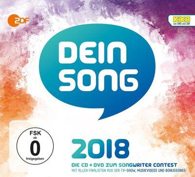 Dein Song 2018 (CD+DVD), Various