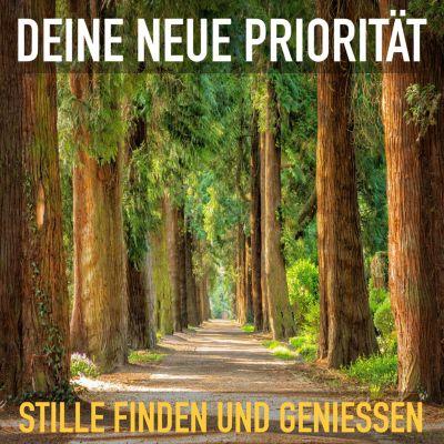 Deine neue Priorität: Stille finden und geniessen, Patrick Lynen