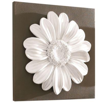 deko bild mit bl te bild sonnenblume bestellen. Black Bedroom Furniture Sets. Home Design Ideas