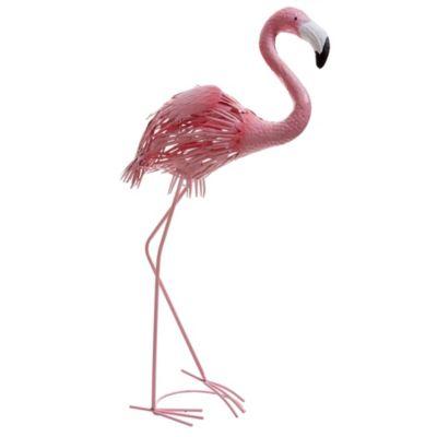 deko figur flamingo pink jetzt bei bestellen. Black Bedroom Furniture Sets. Home Design Ideas