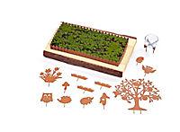 Deko-Herbstgarten mit Teelichthalter - Produktdetailbild 1