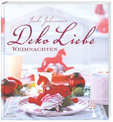 Deko Liebe Weihnachten, Imke Johannson