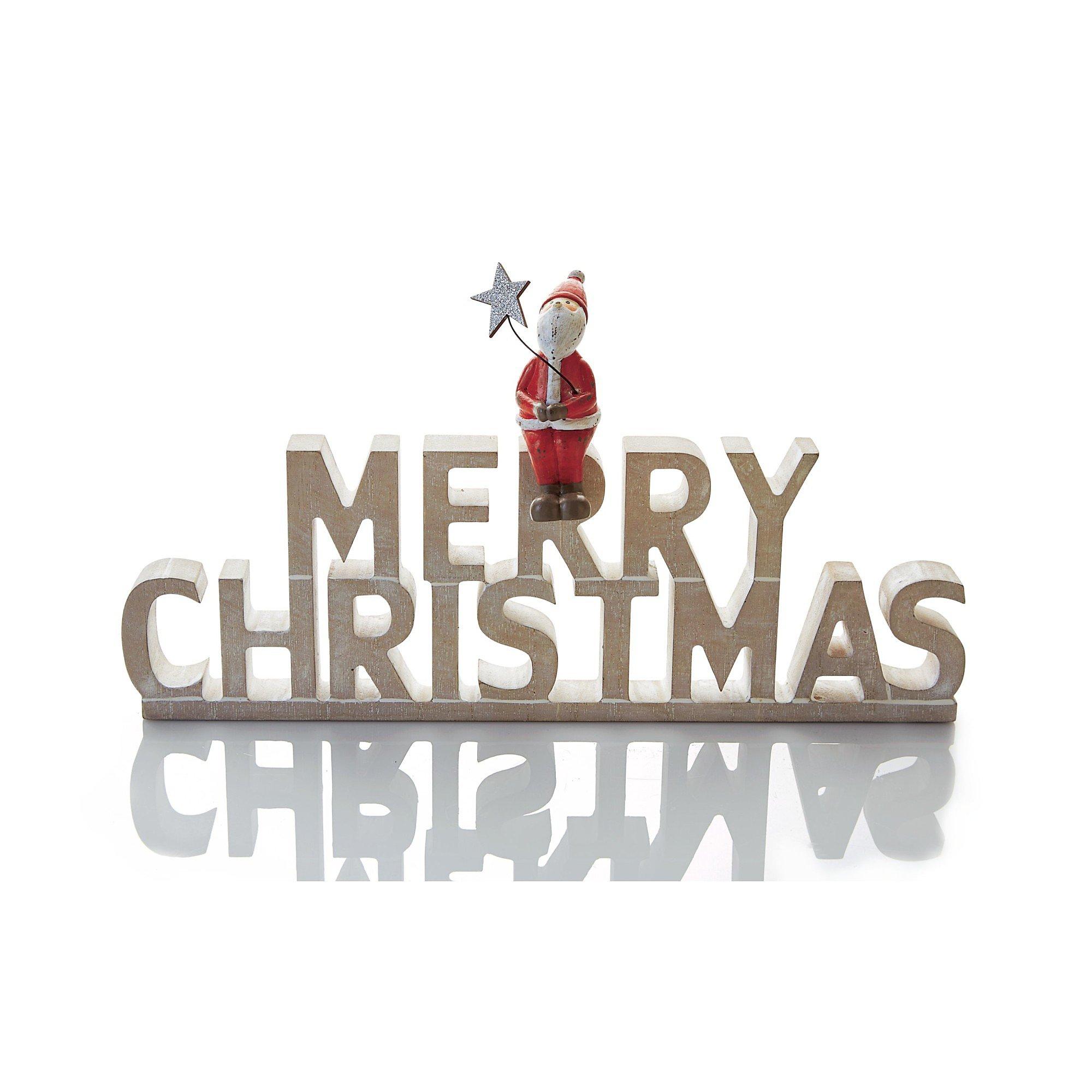 Merry Xmas Schriftzug : deko schriftzug merry christmas jetzt bei bestellen ~ Buech-reservation.com Haus und Dekorationen